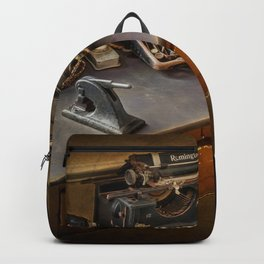 Vintage Writers Corner Backpack