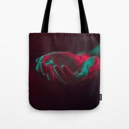 Hands 2 Tote Bag