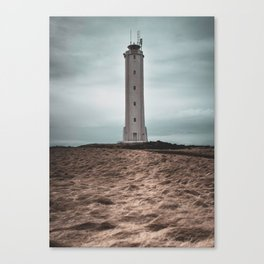 The Malariff Lighthouse Canvas Print