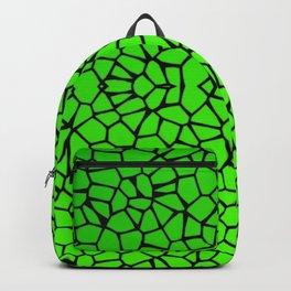 Cut Glass Mosaic Look Backpack