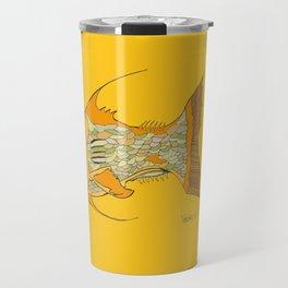 Francis the Fish Travel Mug