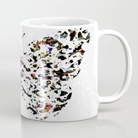 broken Mugs featuring Broken by J.Lauren