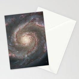 Whirlpool Galaxy Stationery Cards
