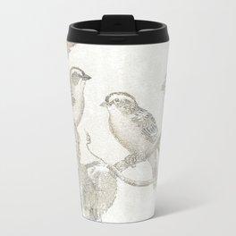 2 LITTLE BIRDS  Travel Mug