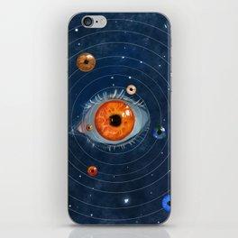 Galactic Eyes iPhone Skin