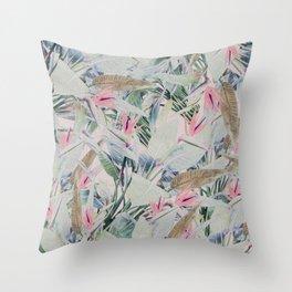 Botanica 04 Throw Pillow