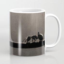 Ant Showdown Coffee Mug