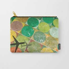 Bird's Eye View Carry-All Pouch