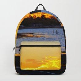 Wynnum Sunset Backpack
