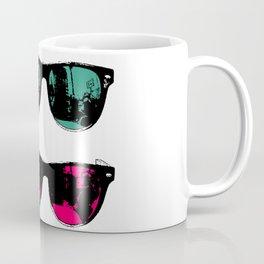 Cool Sunglasses Photo Illustration Venice California Coffee Mug