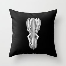 Cucumber Throw Pillow