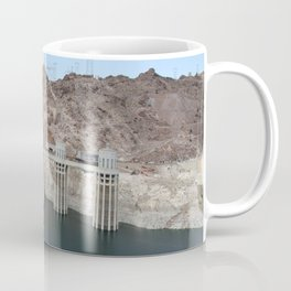Hoover Dam And Lake Mead Coffee Mug