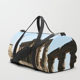 Temple of Luxor, no. 30 Duffle Bag