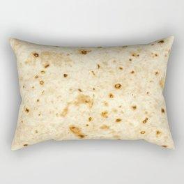 Burrito Baby/Adult Tortilla Blanket Rectangular Pillow