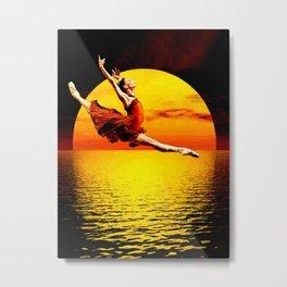 Shadow Dancer 2 Metal Print