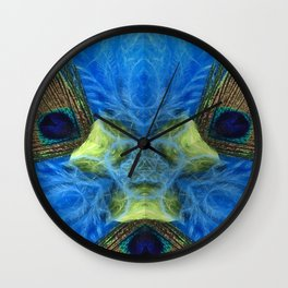 Irritation! Wall Clock