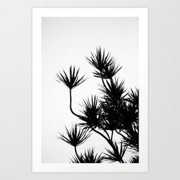 Silhouette #1 Art Print