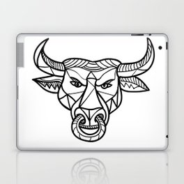 Texas Longhorn Bull Head Mosaic Laptop & iPad Skin