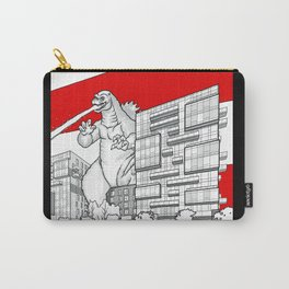 strathcona village attack Carry-All Pouch