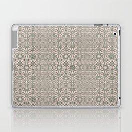 Mandalic Storm Mirror Pattern 3 Laptop & iPad Skin
