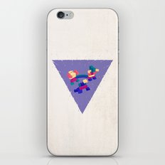 Play Time Over iPhone & iPod Skin