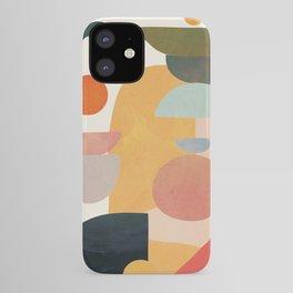 Modern Abstract Art 70 iPhone Case