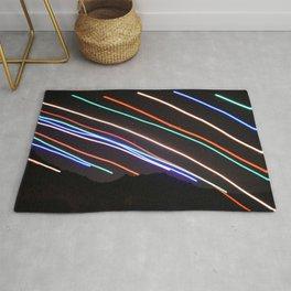 Meteor Rainbow Rug