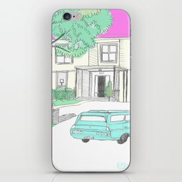 The Virgin Suicides I iPhone Skin