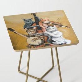 Cat Quartet Side Table