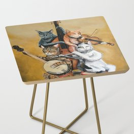 Cat Quartet Side Table