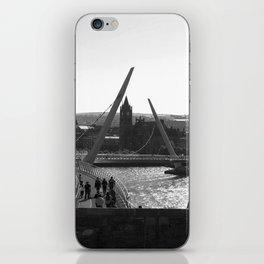 Bridge Over Troubled Water iPhone Skin