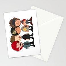 Schulz 5Sauce Stationery Cards