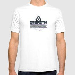 STEALTH:YF-23 Blackwidow II T-shirt