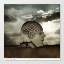 MiNDWORK Canvas Print