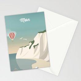 Møn in Denmark Stationery Cards