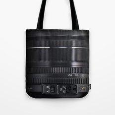 Camera Lens Tote Bag