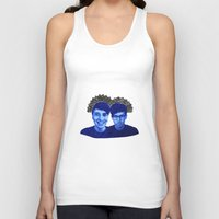 danisnotonfire Tank Tops featuring AmazingPhil & Danisnotonfire by xzwillingex