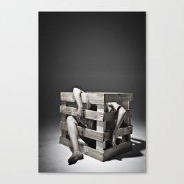 Objectification of Women 01 Canvas Print
