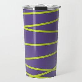 Violet Funk Travel Mug