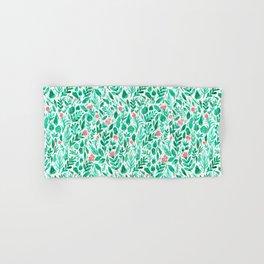 June Blooms Hand & Bath Towel