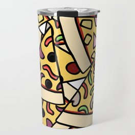 Pizza Heaven Travel Mug