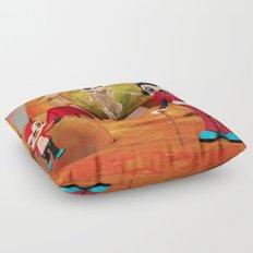 Not your Hell Floor Pillow