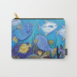 Plenty of Fish Carry-All Pouch