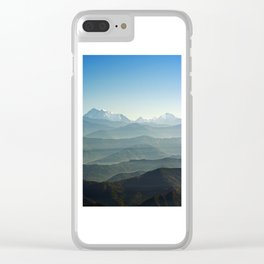 Hima - Layers Clear iPhone Case