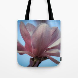 Japanese Tulip Blooms Tote Bag