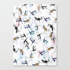 Dragonfly dreamer Canvas Print