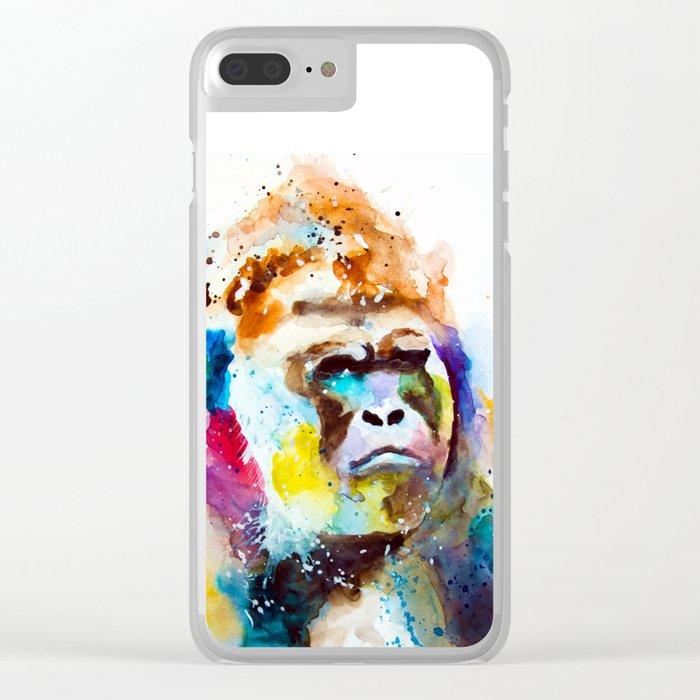 Gorilla Clear iPhone Case