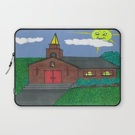 Country Church Laptop Sleeve