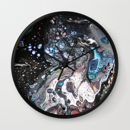 Space-Jammed  Wall Clock