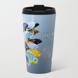 The Rare Mbuna Travel Mug